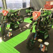 Green filter sponsor team Blot